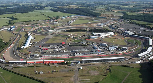 Silverstone Track Days Circuit Guide From Motorsport Co Uk